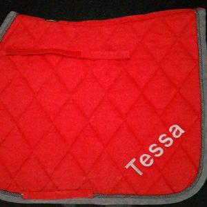 Zadeldoek Tessa