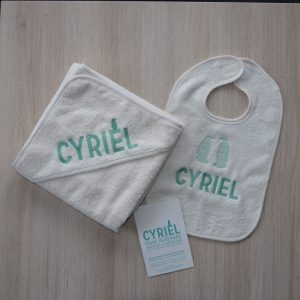 Geboorteset Cyriel - deel 1