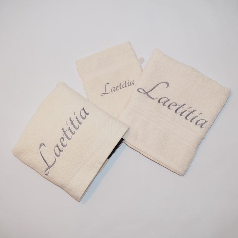 Handdoekenset Laetitia