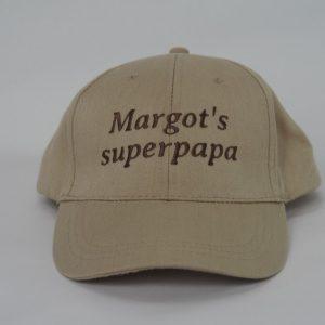 Pet Margot's superpapa