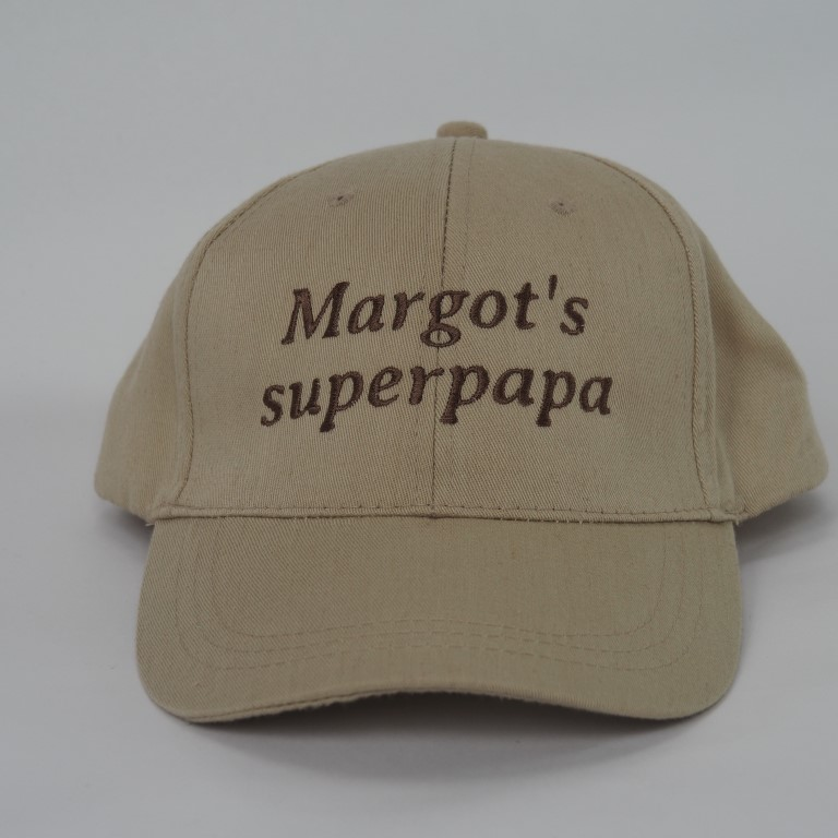 Pet Margot's superpapa
