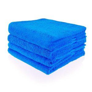 Kobaltblauwe Handdoek
