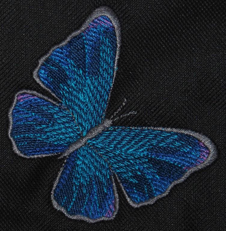 Blauwe vlinder