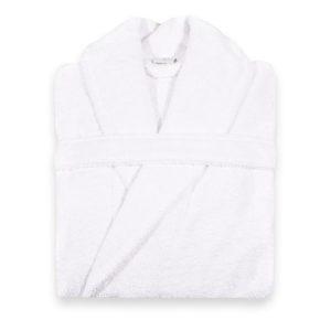 witte badjas volwassenen