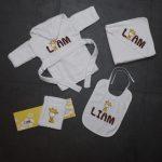 Geboorteset Liam