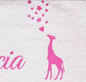 Giraf - Lucia