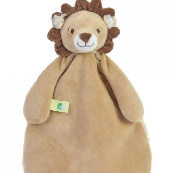 Knuffeldoekje leeuw