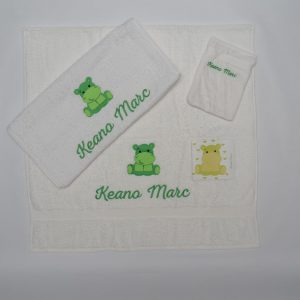 Handdoekenset Keano Marc