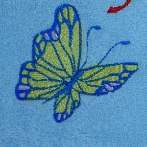 Vlinder Nadine