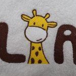 Giraf Liam