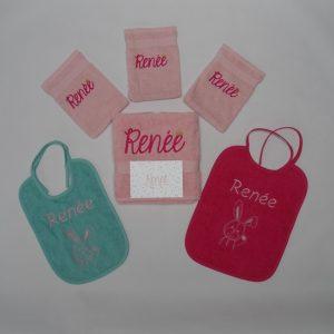 Geboorteset Renée