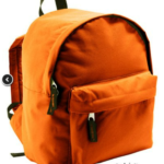Kleuterrugzakje-oranje